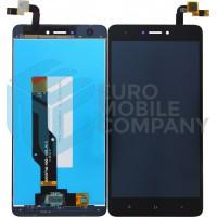 Xiaomi Redmi Note 4X Display + Digitizer Complete - Black