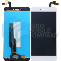 Xiaomi Redmi Note 4X Display + Digitizer Complete - White