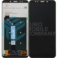 Xiaomi Redmi 5 Plus LCD + Digitizer Complete - Black
