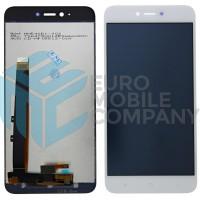 Xiaomi Redmi Note 5A/Y1 Lite/ Note 5A Prime Display + Digitizer Complete - White