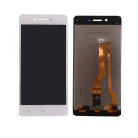 Oppo A35 Display + Digitizer Complete - White