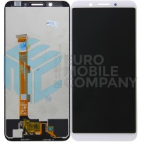 Oppo A83 Display + Digitizer Complete - White