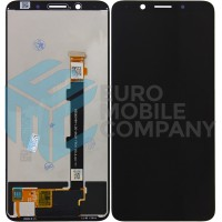 Oppo F5 LCD + Digitizer Complete - Black