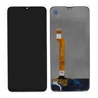 Oppo F9 LCD + Digitizer Complete - Black