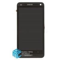 HTC One M7 Display Complete - Black