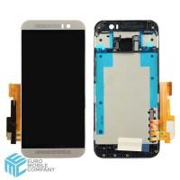 HTC one M9 Display + Digitizer + Frame  - White