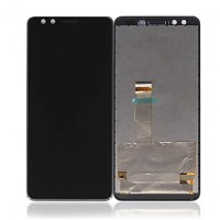 HTC U12 Plus Display + Touchscreen - Black