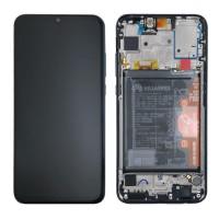 Huawei Honor 10 Lite 02352GWN OEM Service Part Screen Incl. Battery - Black