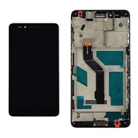 Huawei Honor 5X (KIW-L21)/GR5 LCD Complete + Frame - Black