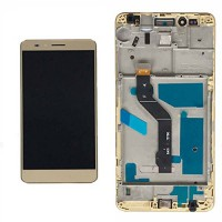 Huawei Honor 5X (KIW-L21)/GR5 LCD Complete + Frame - Gold