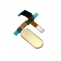 Huawei Honor 7 (PLK-L01) Home Button - Gold