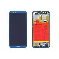 Huawei Honor 9 Lite 02351SNQ (LLD-L31) OEM Service Part Screen Incl. Battery - Blue