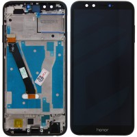 Huawei Honor 9 Lite (LLD-L31) LCD+Touchscreen +Frame - Black