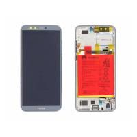Huawei Honor 9 Lite (LLD-L31) OEM Service Part Screen Incl. Battery - Grey