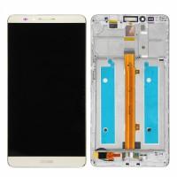 Huawei Ascend Mate 7 (Jazz-L09) LCD + Touchscreen + Frame Module - Gold
