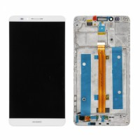 Huawei Ascend Mate 7 (Jazz-L09) LCD + Touchscreen + Frame Module - White
