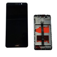 Huawei Ascend Mate 9 (MHA-L09) Display + Digitizer + Frame - Black