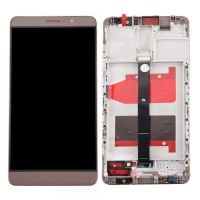 Huawei Ascend Mate 9 (MHA-L09) Display + Digitizer + Frame - Gold