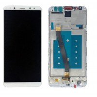Huawei Mate 10 Lite (RNE-L01/ RNE-L21) Display + Digitizer + Frame - White