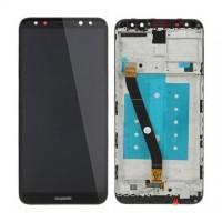 Huawei Mate 10 Lite (RNE-L01/ RNE-L21) LCD+Touchscreen + Frame - Black