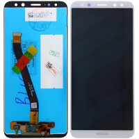 Huawei Mate 10 Lite (RNE-L01/ RNE-L21) LCD + Touchscreen Complete - White