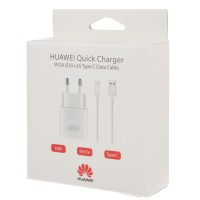Huawei Fast-Charger AP32 incl. USB Typ-C Cable