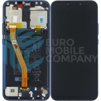 Huawei Mate 20 Lite 02352GTT OEM Service Part Screen Incl. Battery - Blue