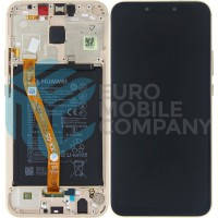 Huawei Mate 20 Lite 02352DKN/02352GTV OEM Service Part Screen Incl. Battery - Gold