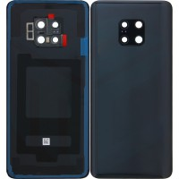 Huawei Mate 20 Pro (LYA-L09/ LYA-L29) Battery Cover - Black