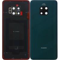 Huawei Mate 20 Pro (LYA-L09/ LYA-L29) Battery Cover - Emerald Green
