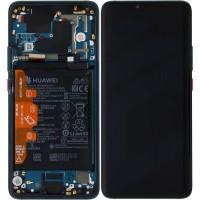 Huawei Mate 20 Pro (LYA-L09/ LYA-L29) OEM Service Part Screen Incl. Battery- Emerald Green