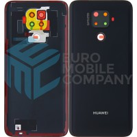 Huawei Mate 30 Lite (SPL-AL00) Battery Cover - Black