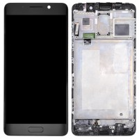Huawei Ascend Mate 9 Pro (LON-L29) Display Complete + Frame - Black