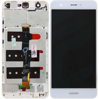 Huawei Nova (CAN-L01/ CAN-L11) Digitizer LCD + Digitizer + Frame - White