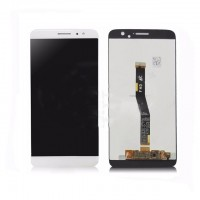 Huawei Nova Plus Digitizer And LCD - White