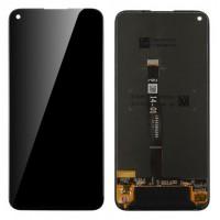 Huawei P40 Lite (JNY-LX1) Display + Touchscreen Module - Midnight Black