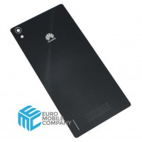 Huawei Ascend P7 (P7-L10) Battery Cover - Black