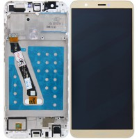 Huawei P Smart (FIG-L31) LCD+ Touchscreen + Frame - Gold