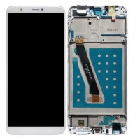 Huawei P Smart (FIG-L31) LCD+ Touchscreen + Frame - White