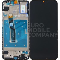 Huawei P Smart Plus 2019 Display + Digitizer With Frame - Black