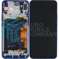 Huawei P Smart Z OEM Service Part Screen Incl. Battery (02352RXU) - Sapphire Blue