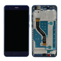 Huawei P10 Lite (WAS-L21) LCD + Touchscreen + Frame - Blue
