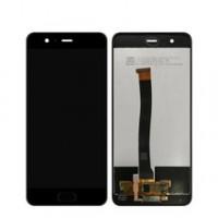 Huawei P10 Plus (VKY-L29) Display + Digitizer Incl. Frame - Black