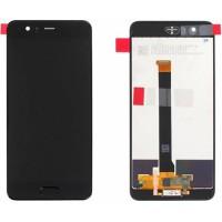 Huawei P10 Plus (VKY-L29) OEM Service Part Display + Digitizer - Black