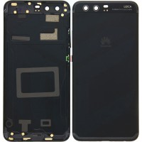 Huawei P10 (VTR-L09/VTR-L29) Backcover - Black
