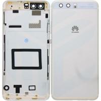 Huawei P10 (VTR-L09/VTR-L29) Battery Cover - Silver