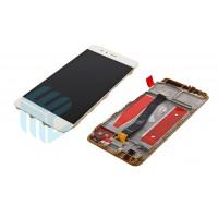 Huawei P10 (VTR-L09/VTR-L29) LCD+Touchscreen+Frame - Gold