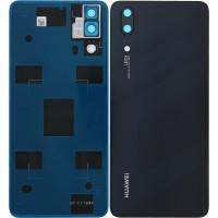 Huawei P20 (EML-L09/ EML-L29) Battery Cover - Black