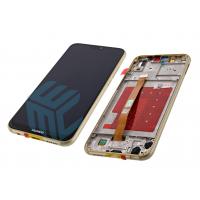Huawei P20 Lite (ANE-LX1) Display Incl Touchscreen + Frame - Gold