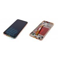 Huawei P20 Lite (ANE-LX1) Display Incl Touchscreen + Frame - Sakura Pink